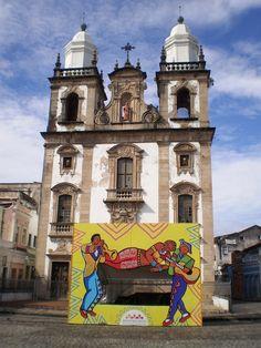 Igreja de São Pedro Recife Pernambuco