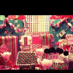 Candy bar by Kristy Scharenbroch