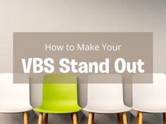 Ready for some great tips to make your VBS the talk of the town? Copy our notes at the Concordia Supply Blog!