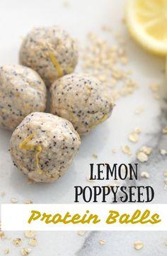 Lemon Poppy Seed Pro