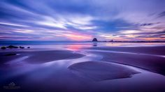 Sunrise Mangawhai Heads Northlands New Zealand by Mike Hollman