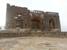 Bhongir fort - Hyderabad