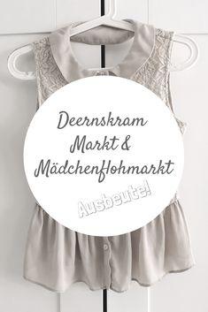 Deernskram Markt & Mädchenflohmarkt - Ausbeute!