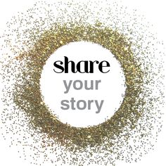 Share your allergy and/or eczema story on my blog!  Not only can it be cathartic and release stress for YOU, but it will probably make somebody ELSE out there feel less alone.   In addition to the emotional benefits, your story may contain useful information and solutions for others!