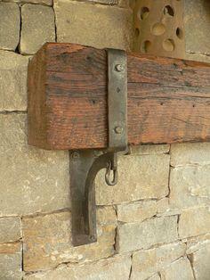 exterior mantle brackets (detail)   Flickr - Photo Sharing!