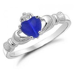 claddagh ring <3
