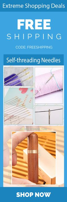 DD GOODS 10Pcs Silver Tone Wire Loop DIY Needle Threader Stitch Insertion Hand Machine Sewing Tool Designed for Mending Clothes