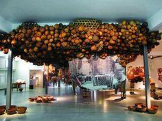 Mexico City for Zona Maco México Arte Contemporáneo #mexico #design #art #restaurants #hotels #travel