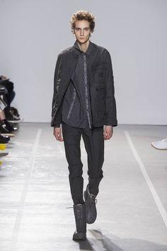 Male Fashion Trends: White Mountaineering Fall/Winter 2016/17 - Paris Fashion Week