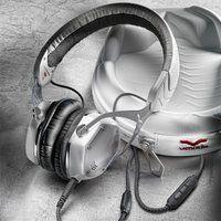 V-moda Crossfade M-80 Whitw Pearl Headphones