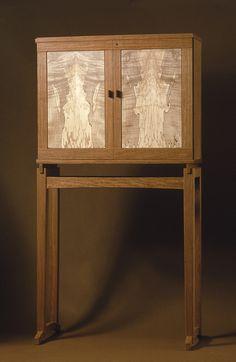 Cabinet - James Krenov