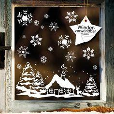 22 x Engel Aufkleber//Sticker Deko,basteln,Fenster,Wand,Weihnachten,Winter Weiß