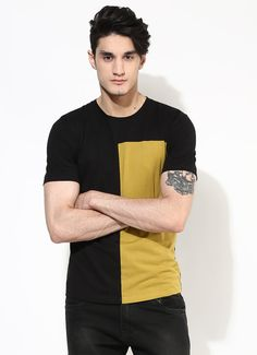 7e4e13aa55a68 Sale - On SALE - Black and Gold Tshirt. Popular Tshirt on Etsy. Organic  Cotton Shirts for Him. Summer T-Shirts. Party T-Shirts for Men.