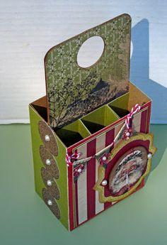 Pinkcloud Scrappers: Scor Pal Tutorial : Six Pack
