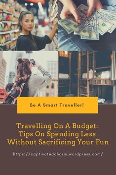 Travel makes us rich in ways that money can't. So I want to share with you tips on spending less based from my experiences. Best Airfare Deals, Online Travel, Train Rides, Online Work, Travel Essentials, Solo Travel, Good News, Budgeting, Remote
