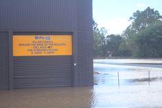Floods - Bundaberg, Qld. Australia Jan 2013