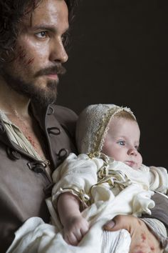 The Musketeers - Series 2/6. Through the Glass Darkly. Aramis saves the Queen and the Dauphin.