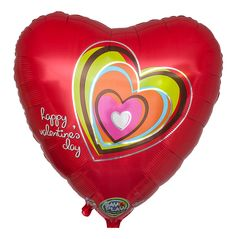 "Heliumballon mit Say & Play Funktion ""Happy Valentines Day"""