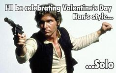 Call it Valentine's Day or Singles Awareness Day, February the is the time when people get all romantic. It's also a good chance to get a collection of funny Valentine's Day memes together! Here's our funny as hell Valentine memes. Funny Valentine, Anti Valentines Day, Valentines Memes Humor, Starwars Valentines, Valentines Single, Valentine Cards, Sylvester Stallone, John Travolta, Ex Box 360