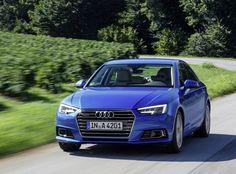 Fifth-gen 2016 #Audi A4 scores five stars in Euro #NCAP -