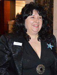 Gina Newton author of Blossom Possum