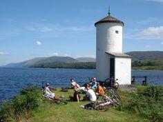 Great Scot: We take on Scotland's wild beauty by mountain bike, sea kayak and canoe in the Great Glen