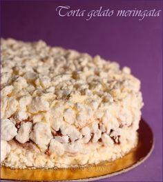 torta gelato meringata