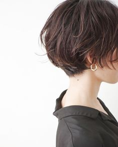 Short Hair Styles, Hair Beauty, Hairstyles, Fashion, Short Hairstyles, Hair, Bob Styles, Haircuts, Moda