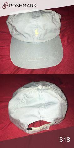 889f0d71cef96 Polo Ralph Lauren Hat Light blue Polo Hat Polo by Ralph Lauren Accessories  Hats Light Blue
