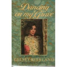 One of my ballet idols and a tragic yet beautiful book.