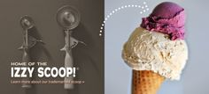 Izzy's Ice Cream  Diana Notes: Don't forget to try something new by getting an Izzy Scoop #IceCreamMN #DianaFav #StPaul