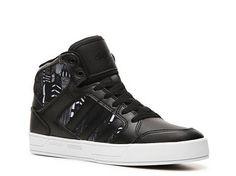 adidas NEO Raleigh Printed High-Top Sneaker - Womens | DSW