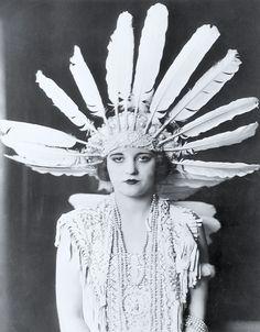 Tallulah Bankhead, 1925 #whiteandblack