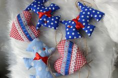 Dogs and Hearts Decor, Dogs and Hearts Garland, Children Room Decor, Home Decor, Baby Room decor