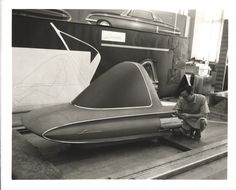 The Ford Concept Levacar from 1959.