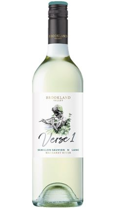 Discover our delicious range of Brookland Valley Wines - try our 2018 Verse 1 Semillon Sauvignon Blanc today! Margaret River Wineries, Sauvignon Blanc, Wines, Vodka Bottle