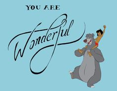 You can't expect others to tell you how wonderful you are, if you don't believe it yourself!