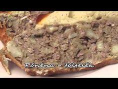 Hungarian Recipes, Hungarian Food, Banana Bread, Desserts, Tailgate Desserts, Deserts, Hungarian Cuisine, Dessert, Food Deserts