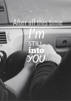 Still Into You by Paramore~ Love this song!