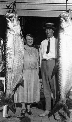 Vernacular Photograph Vintage Photo Proud Fisherman Showing Off Catch of the Day Spotted Bass 1950/'s Original Found Photo
