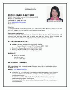 Pin By Vivian Alapan On Resume Job Resume Examples Job Resume Template Job Resume Format