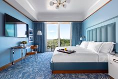 Chelsom worked with Martin Brudnizki Design Studio to create a bespoke lighting scheme for one of Miami's coolest hotels, Mr.C Coconut Grove. Banquet Seating, Art Deco Table Lamps, Glass Wall Lights, Blue And White Fabric, Coconut Grove, Walnut Table, Art Deco Lighting, Comfortable Sofa, Design Firms