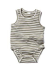 Toddler Baby Boys Rompers Sleeveless Cotton Onesie,Crane Bird Stand Up Bodysuit Summer Pajamas