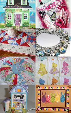 The Quilt Shop -- Pinned with TreasuryPin.com