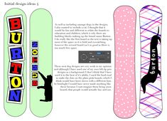Burton Boards, Initials, Symbols, Letters, Thoughts, Education, How To Make, Design, Icons