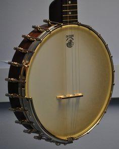 DEERING open back banjo