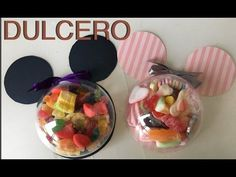 Crea tu propio dulcero para fiestas   Tic-Tac Truco
