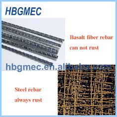 Basalt Fiber --A multi-function construction material of 21st century: An alternative to steel rebar for concrete reinfor...