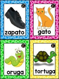Free Language Websites and Apps for All Learners - The Little Language Site Speech Language Therapy, Speech And Language, First Reading Books, Spanish Flashcards, Spanish Worksheets, Spanish Pictures, Flashcards For Toddlers, Kindergarten Readiness, Spanish Words