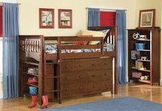 Fremont Midhigh Loft Bed